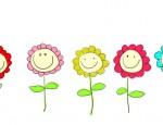 לחץ על דפי הצביעה של פרחים להגדלה ולהדפסה