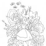אליס בגינת הפרחים המופלאה