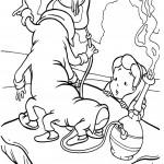 אליס פוגשת בזחל המעשן