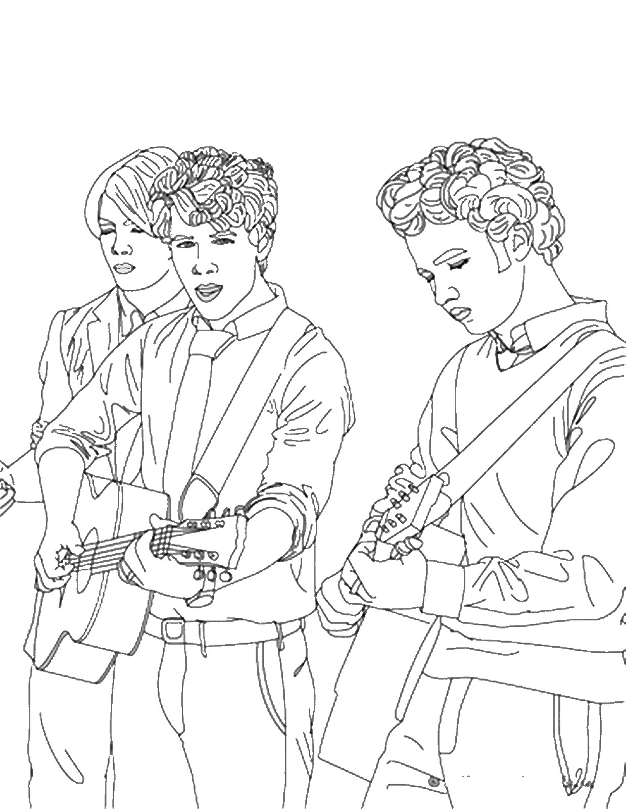 american idol coloring pages - photo#13