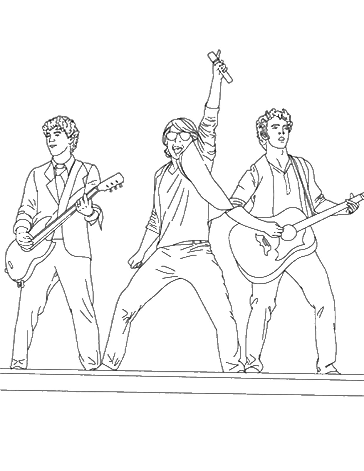 american idol coloring pages - photo#4