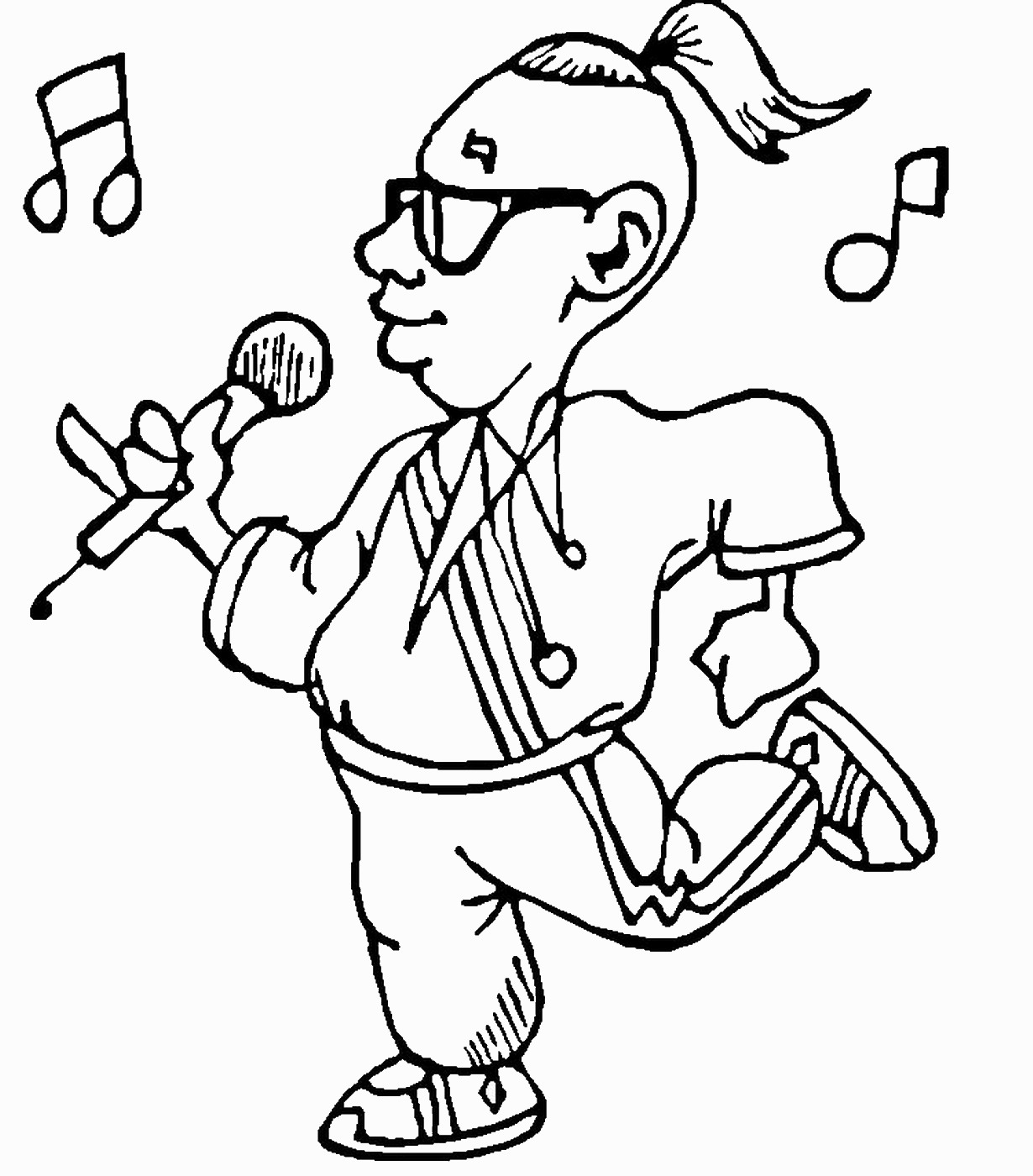 american idol coloring pages - photo#14