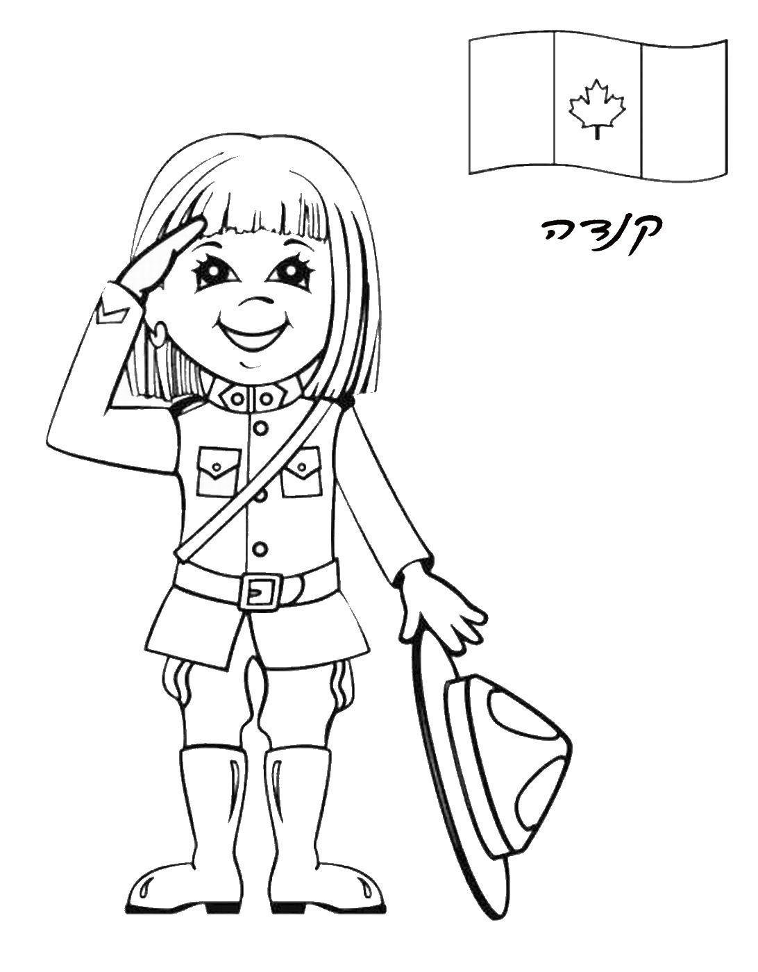 Around the World Colouring Pages Activity Village - oukas.info