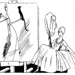 דף צביעה דוגמנית ציור