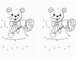 לחץ על דפי חיבור המספרים לתמונה להגדלה ולהדפסה כנסו לדפי צביעה אומנות