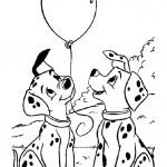 שני כלבים ובלון