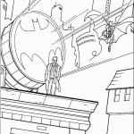דף צביעה באטמן 31