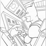 דף צביעה באטמן 18