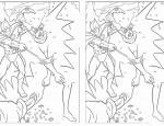 לחץ על דפי חיבור המספרים לתמונה להגדלה ולהדפסה כנסו לדפי צביעה באטמן