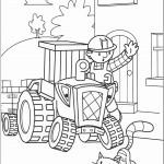 בוב הבנאי, החתול טליצ'ארד והטרקטור טרביס