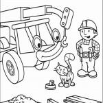 בוב הבנאי, לופטי המנוף והחתול טליצ'ארד