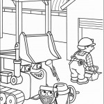 דף צביעה בוב הבנאי, מאק ודיזי