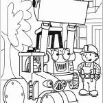 דף צביעה בוב הבנאי, הדחפור והמכבש