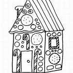 דף צביעה בית השוקולד