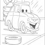 דף צביעה מכונית 39