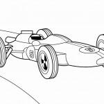 דף צביעה מכונית 34