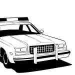 דף צביעה מכונית 26
