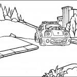 דף צביעה מכונית 16