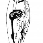 דף צביעה מכונית 15