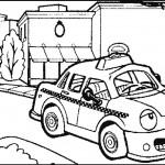 דף צביעה מכונית 13