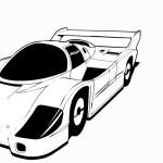 דף צביעה מכונית 7