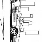 דף צביעה מכונית 6