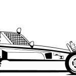 דף צביעה מכונית 5