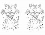 כנסו לסרטון החתול במגפיים  כנסו לסרטון פליקס החתול לחץ על דפי חיבור המספרים לתמונה להגדלה ולהדפסה דפי צביעה חתולים דפי צביעה החתול במגפיים דפי צביעה פליקס החתול