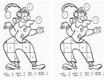 לחצו על דפי הצביעה לפי מספרים להגדלה ולהדפסה כנסו לדפי צביעה קרקס