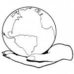דף צביעה ידידותי לסביבה 6