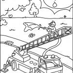 דף צביעה מכבי אש 21