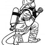 דף צביעה מכבי אש 9