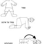דף צביעה מכבי אש 6