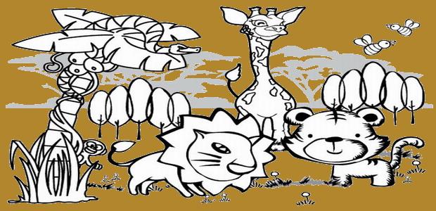 לחצו על דפי הצביעה בנושא הג'ונגל להגדלה ולהדפסה עוד באתרחסידודס דפי צביעהספר הג'ונגל דפי צביעהסוסים דפי צביעהנמר דפי צביעהעז דפי צביעהברווז דפי צביעה