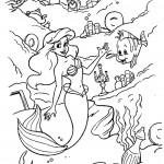 אריאל ואוצרות הים