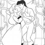אריאל והנסיך כלה וחתן