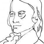 דף צביעה המלחין רוברט שומן