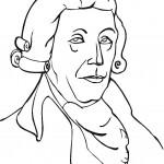 דף צביעה המלחין היידן