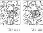 לחצו על דפי הצביעה לפי מספרים להגדלה ולהדפסה כנסו לדפי צביעה מוצאים את נמו