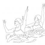 שחייה אמנותית באולימפיאדה