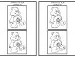 לחצו על דפי ההבדלים להגדלה ולהדפסה כנסו לדפי צביעה פו הדוב