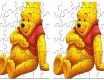 לחצו על דפי הפאזלים להגדלה ולהדפסה הכנסו לדפי צביעה פו הדוב