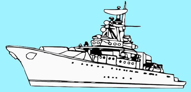 לחצו על דפי הצביעה של אניות וסירות להגדלה ולהדפסה