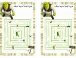 כנסו לסרטון שרק לחץ על דפי המבוכים להגדלה ולהדפסה כנסו לדפי צביעה – שרק