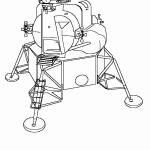 דף צביעה רכב חלל 3