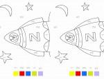 לחצו על דפי הצביעה לפי מספרים להגדלה ולהדפסה  כנסו לדפי צביעה חלל כנסו לסרטון מפלצות נגד חייזרים כנסו לדפי צביעה מפלצות נגד חייזרים