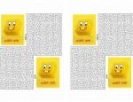 כנסו לסרטון בוב ספוג לחץ על דפי המבוכים להגדלה ולהדפסה כנסו לדפי צביעה בוב ספוג