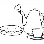 דף צביעה תה 17