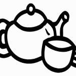 דף צביעה תה 2