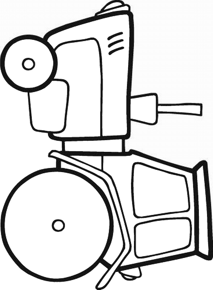 international tractor coloring pages - photo#17